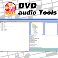 DVD audio Tools